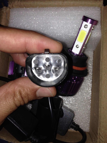 halogenos h4 hb2 9003 led alto brillo faro principal carro