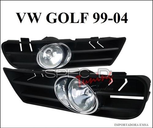 halogenos vw golf , 99 - 04 , oferta.