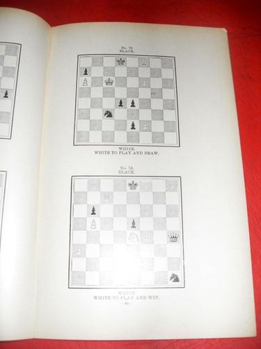 halpern´s chess symposium - caballito