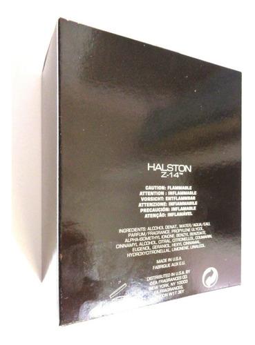 halston z-14 after shave original