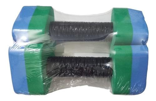 halter hidroginastica eva 3a4kg kit c/ 10 pares frete grátis