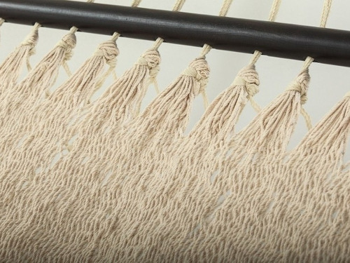 hamaca americana de lujo autentica de yucatan 100% artesanal