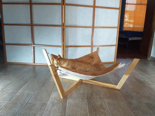 hamaca cama para gato o perro