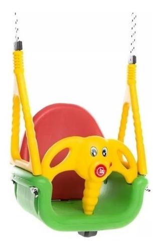 hamaca colgable elefantito bebe niño 1-7 años juguete