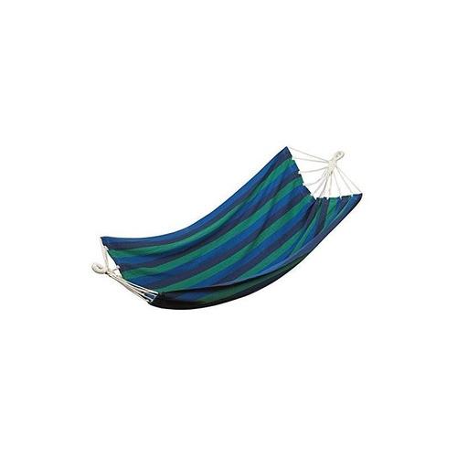 hamaca de algodón balboa - doble - 79 en x 57 en, estuche de