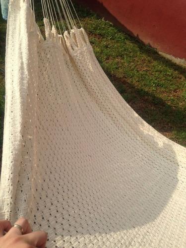 hamaca de algodón resistente y económica envío gratis