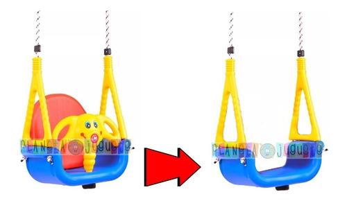 hamaca de bebe elefantito rodacross y hamaca tabla combo