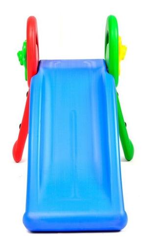 hamaca de bebe elefantito + tobogan junior rodacross combo
