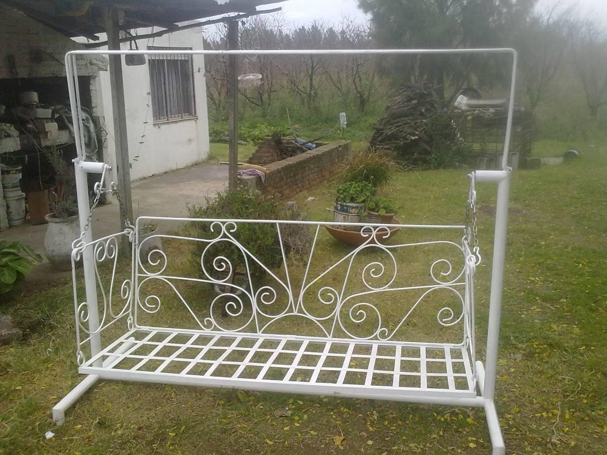 Hamaca de jardin hierro excelente calidad a - Hamacas para jardin ...