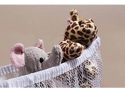 hamaca de juguete 2pack. ideal para organizar los animales d
