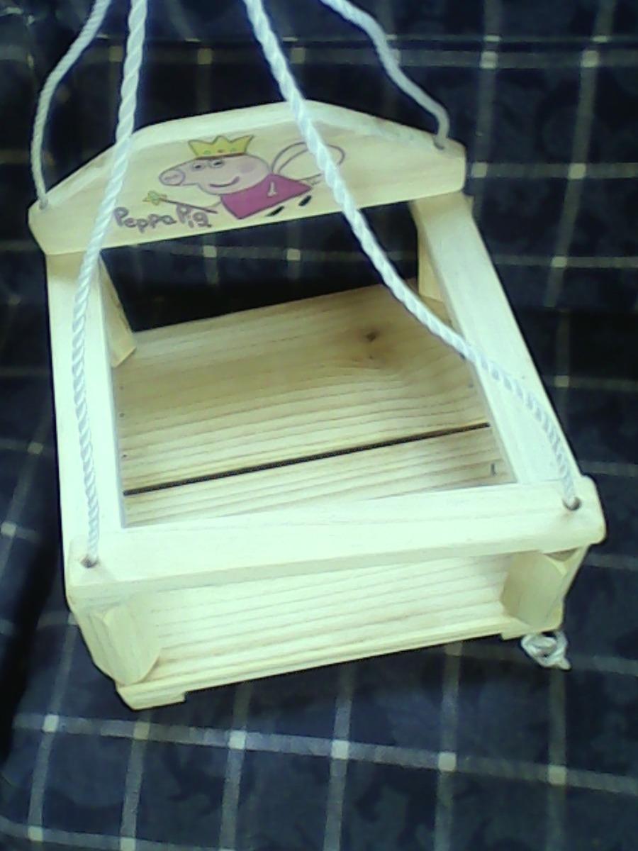 Hamaca de madera para bebe 380 00 en mercado libre - Precio de hamacas para bebes ...