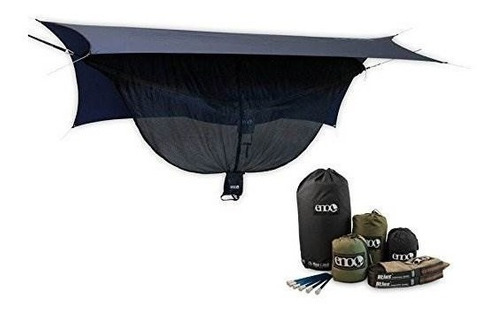 hamaca deluxe eno onelink tent system - guardian bug net, at