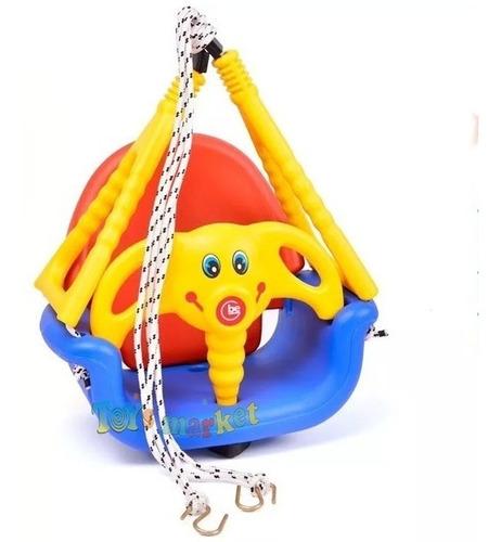 hamaca elefante infantil bebe silla y tabla columpio pórtico