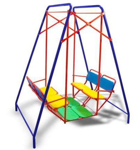 hamaca gemela plegabe gigante katib para 4 niños a la vez!
