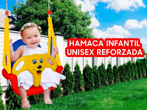 hamaca infantil niños bebes colgante columpio reforzado