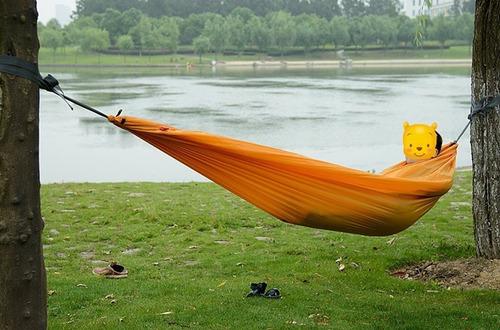 hamaca militar naturehike camping ultraligera 2 persona