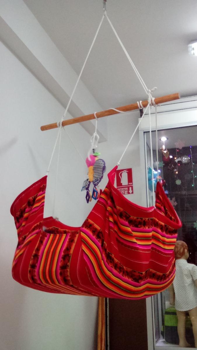 87de144fc Hamaca Moisés Cuna Colgante Para Bebé. Bodoquitos - S/ 280,00 en ...