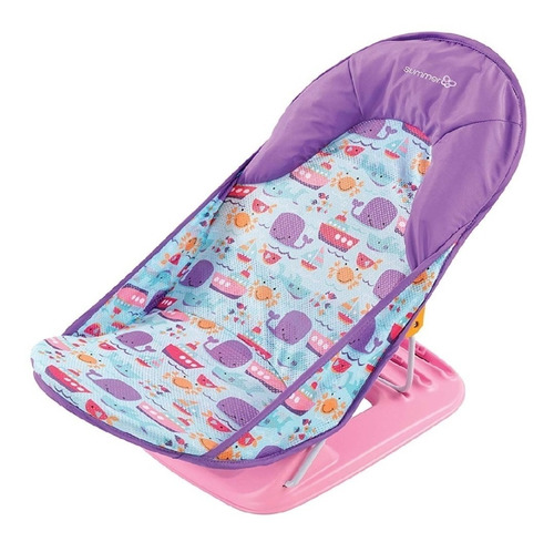 hamaca para baño de bebe summer infant plegable