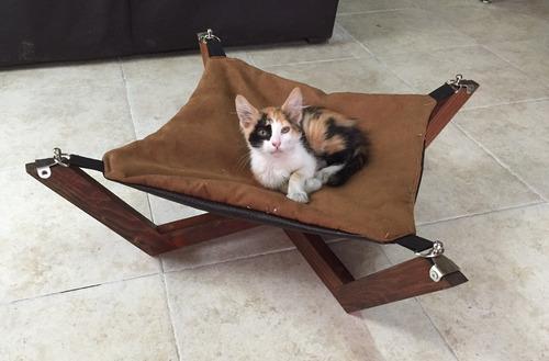 hamaca para mascota perro gato cama moderna