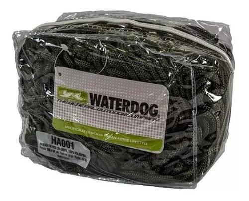 hamaca paraguaya de red waterdog ha001 hasta 150kg 2 x 80 cm