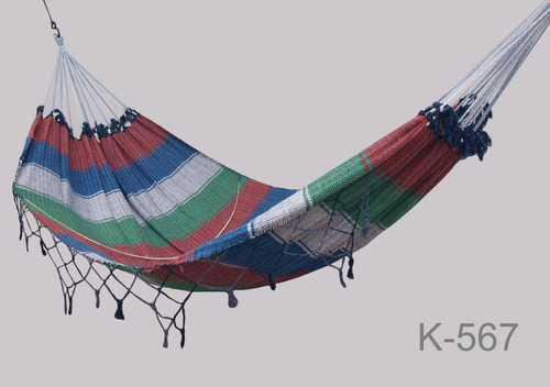 hamacas king size artesanal, tintorero (4,00 x 2,10 metros)