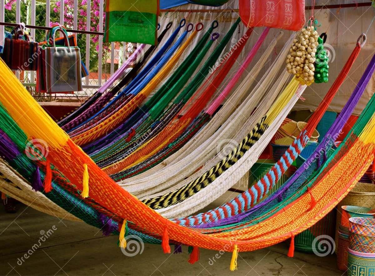 Hamacas matrimonial bs 950 00 en mercado libre - Fotos de hamacas en la playa ...