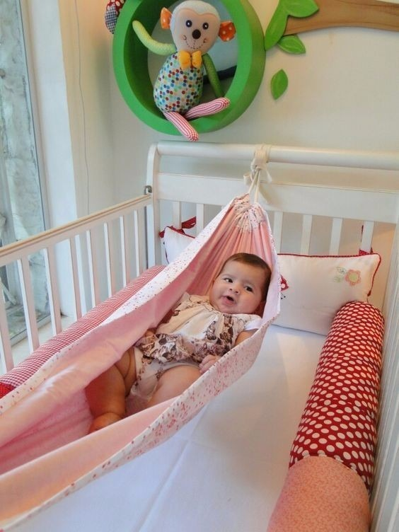 9e7e724b2 Hamacas Para Bebes, Usar En La Cuna Corral - Bs. 15.800,00 en ...