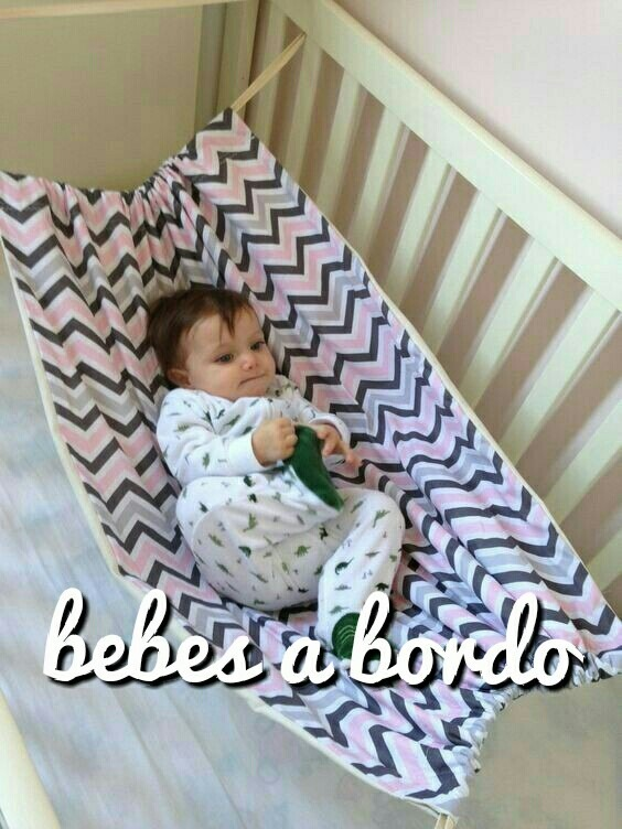 Hamacas Para Cunas Bebes Mecedora Moisés Catre Recién Nacido