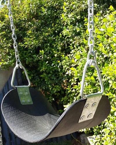 hamacas sueltas de caucho para jardin y escuelas