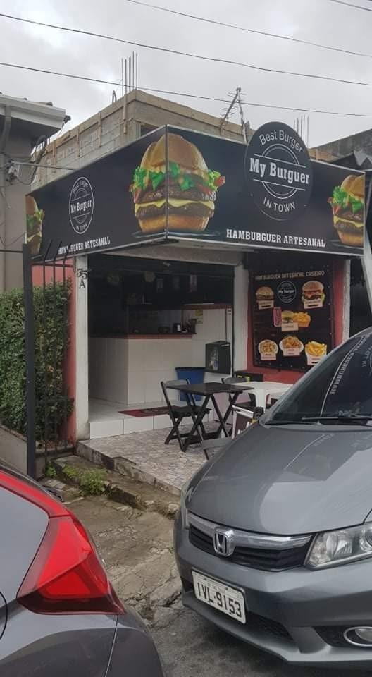 hamburgueria completa oportunidade