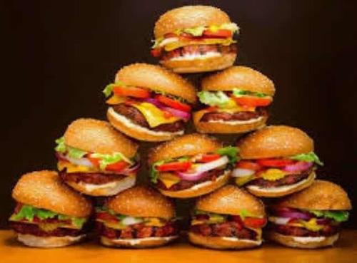 hamburguesas con un sabor diferente