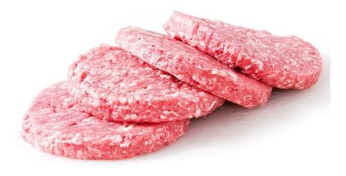 hamburguesas de carne vacuna por kg