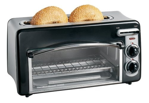 hamilton beach 22708 toastation tostadora y horno de 2 reban