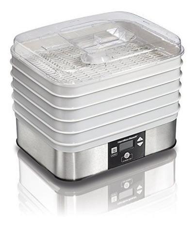 hamilton beach 32100a deshidratador de alimentos automático