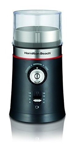 hamilton beach 80393 molinillo molino de café eléctrico