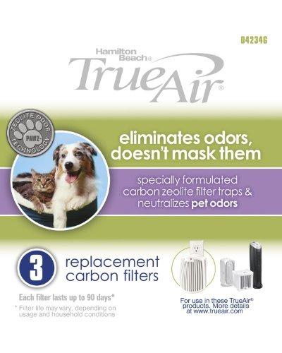 hamilton beach filtro de carbono de mascotas. funciona con