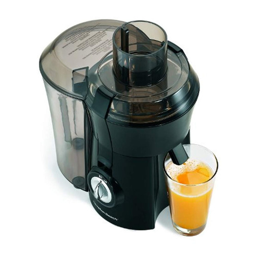 hamilton beach juicer machine, big mouth 3 feed chute, easy
