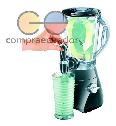 hamilton beach licuadora 500w con dispensador de líquidos