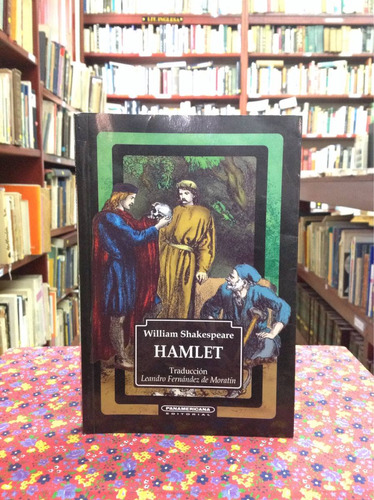 hamlet. william shakespeare