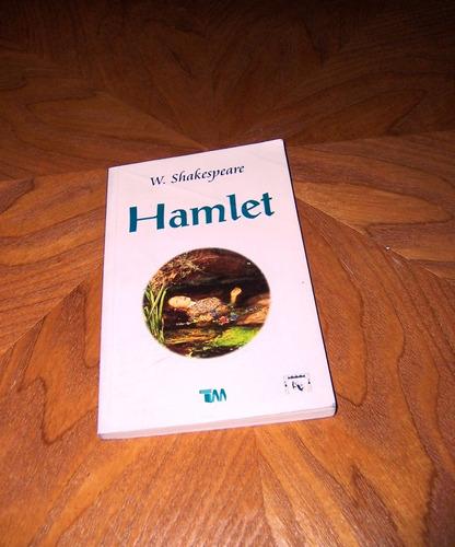 hamlet williams shakespeare grupo editorial tomo