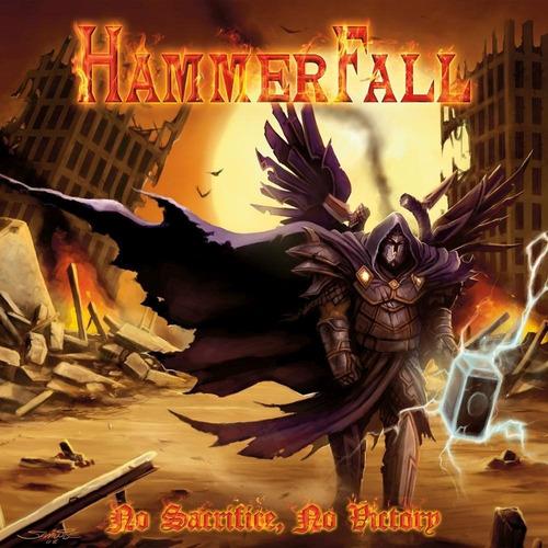 hammerfall - no sacrifice no victory