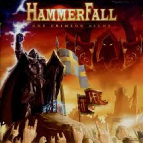 hammerfall - one crimson night (duplo) a0138