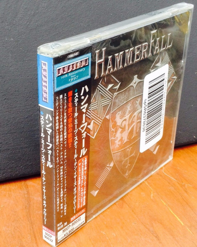 hammerfall steel meets steel - ten years of glory