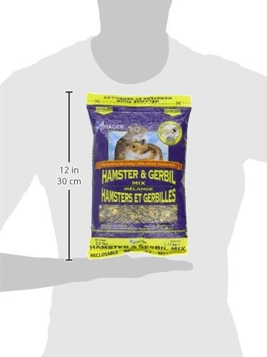 Hamster And Gerbil Staple Vme Diet 212pound