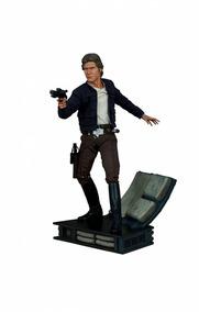 b95abf510f7f9b Han Solo Bespin Star Wars Premium Format Statue - Sideshow