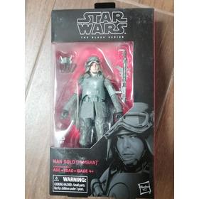 Han Solo Mimban Star Wars Black Series. Nuevo Sellado