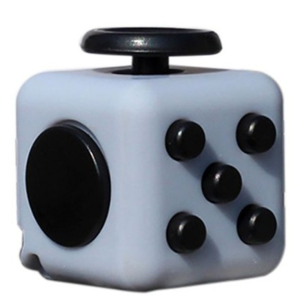 hand fidget cube cubo anti stress ansiedade spinner consentr