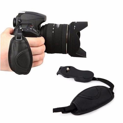 hand grip, hand strap, correa de mano para cámaras dslr