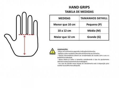 hand grip power skyhill crossfit luva palmar - rafa kilipper