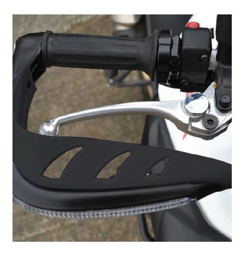 hand guard cubre puños motocicleta luz led moto yamaha pulsa